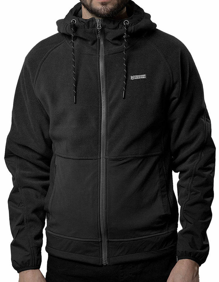 SAWTOOTH FLEECE ZIP HOODY JACKET MEN'S (5858354036808)