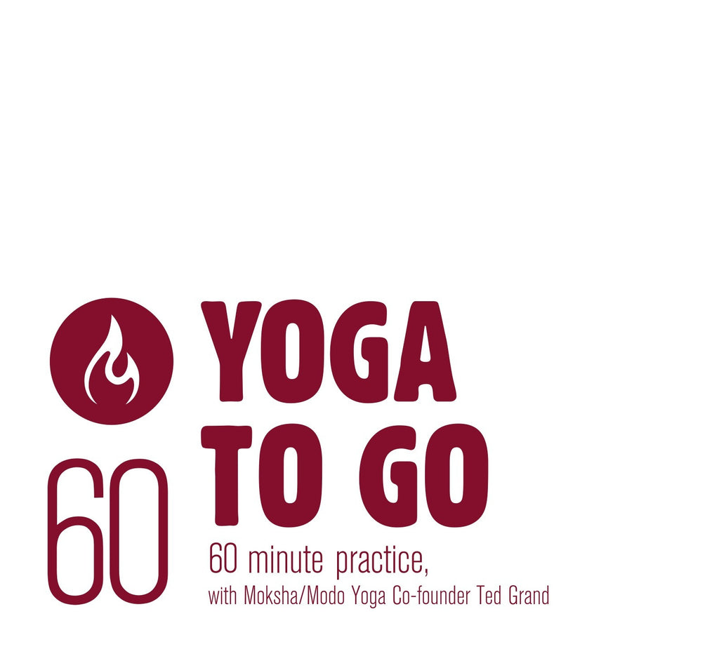 60-minute Yoga To Go CD