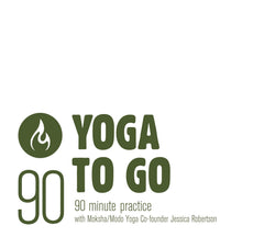 90-minute Yoga To Go CD