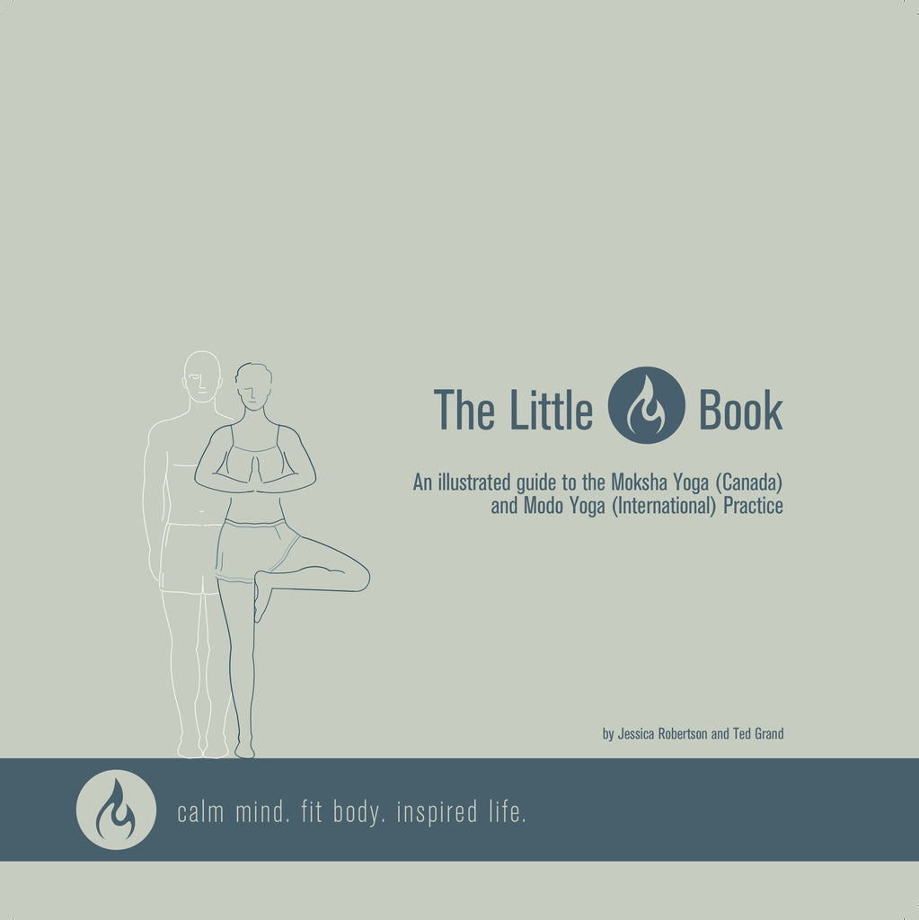 The Little Yoga Book