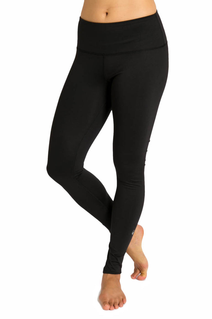 The Modo Collection By Inner Fire - Classic Black Pant