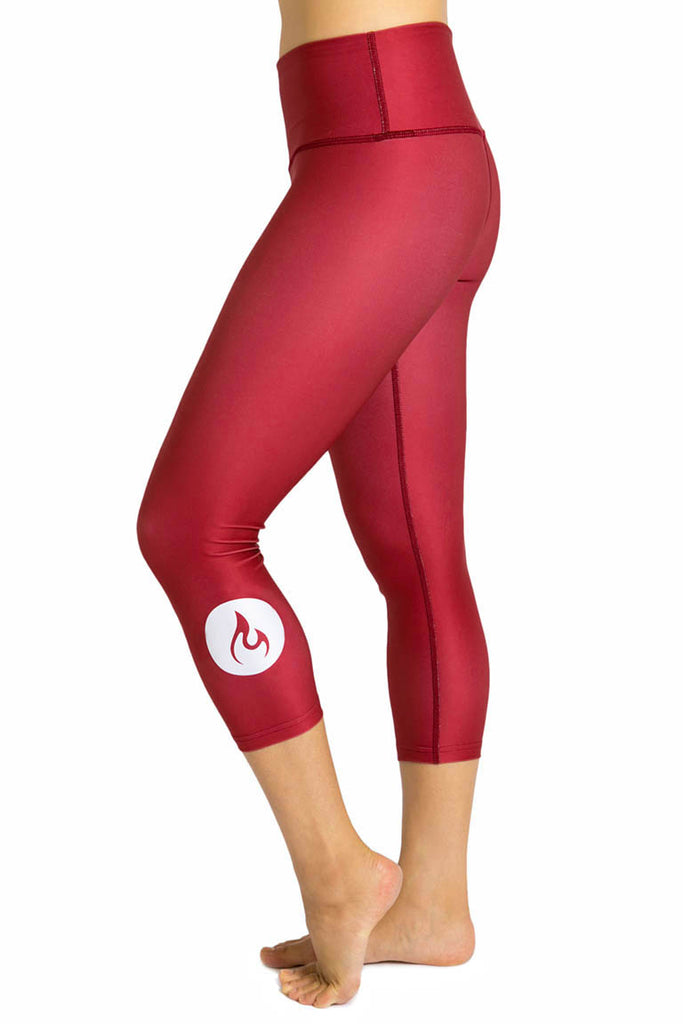 The Modo Collection By Inner Fire - Modo Red Capris