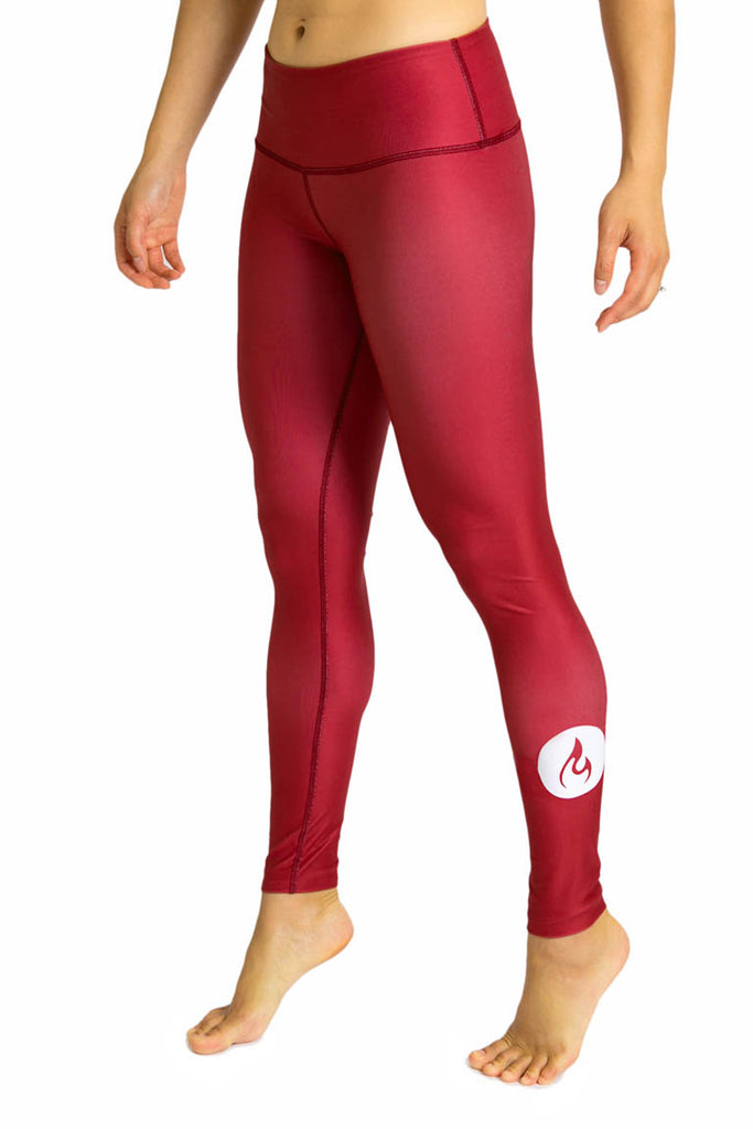 The Modo Collection By Inner Fire - Modo Red Pant