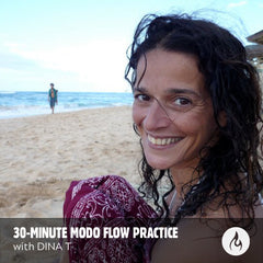 AUDIO DOWNLOAD: 30-minute Modo Flow Class
