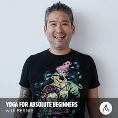 VIDEO DOWNLOAD: Yoga For Absolute Beginners (15 minute practice)