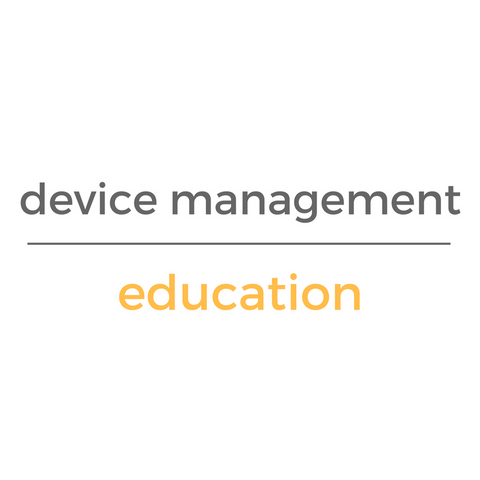 Chrome Device Management License - EDU