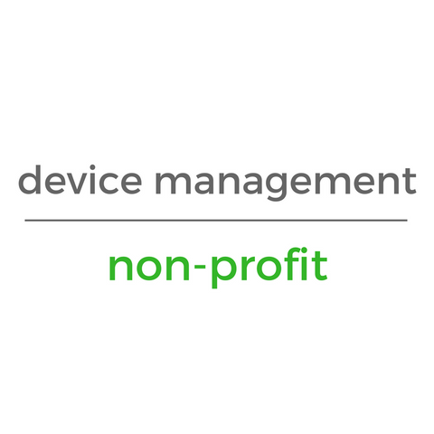 Chrome Device Management License - Non-Profit
