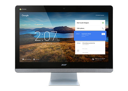 Acer ChromeBASE for Meetings (Hardware + License)