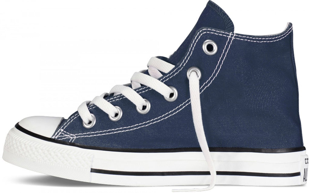 "Pre School Sizes Converse Chuck Taylor All Star High ""Navy"" 3J233"