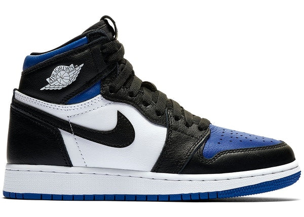 "Pre Order Grade School Youth Size Nike Air Jordan Retro 1 High OG ""Game Royal"" 05/09/20"