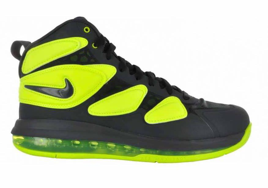 Nike Air Max Sq Uptempo Zm Basketball Men's Shoes Size
