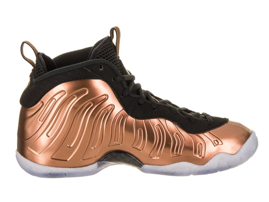 "Grade School Youth Size Nike Air FoamPosite One ""Copper""  644791 004"