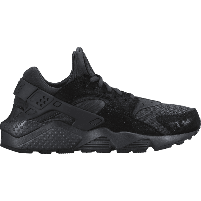 Women's Nike Air Huarache Run Premium Athletic Sneakers 683818 004