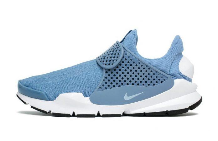"Men's Nike Sock Dart KJCRD ""Work Blue"" 819686 403"