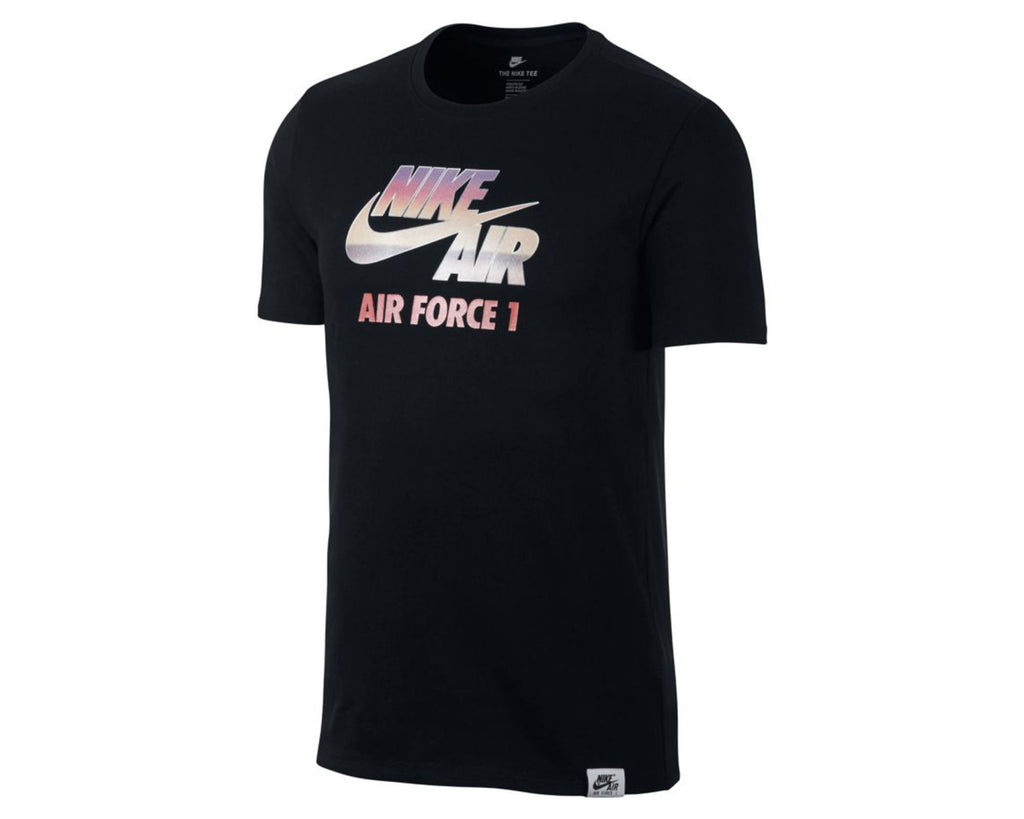 "Men's Nike T-Shirt ""The Nike Tee Force 1"" Short Sleeve 847593 010"
