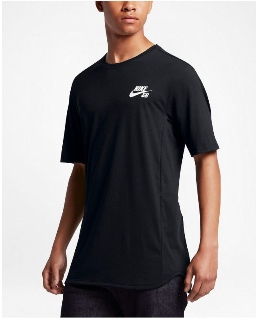 Men's Nike T-shirt SB Design Skyline Dri Fit 848661 010
