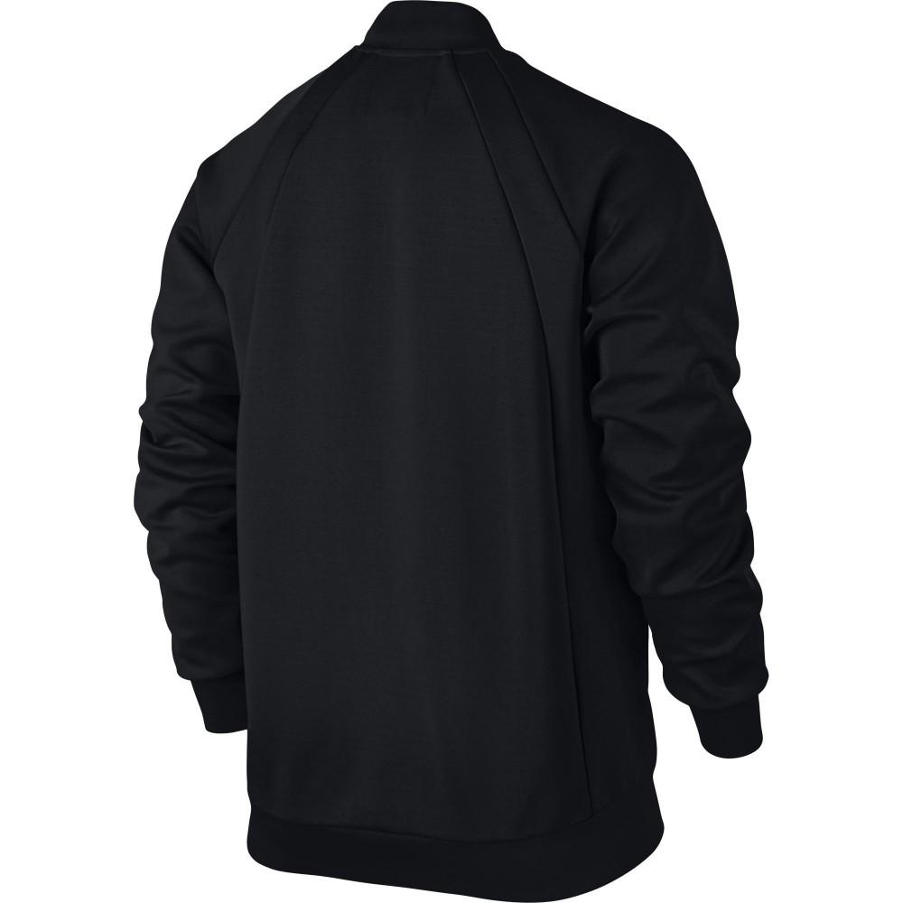Men's Jordan Jacket Sports Wear Tech Fleece 887776 010