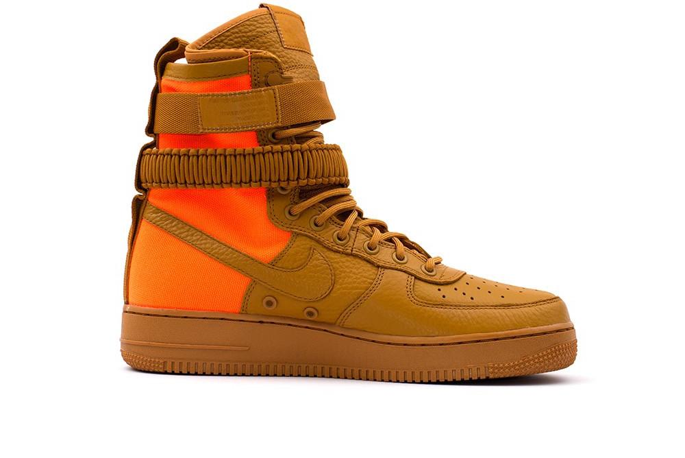 "Men's Nike Air Force 1 Special Field Quick Strike ""Desert Ochre"" 903270 778"