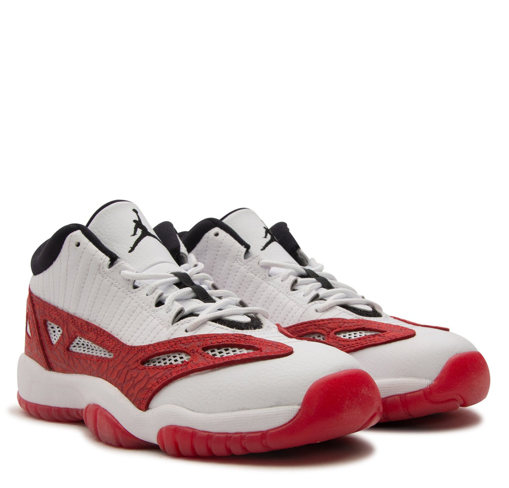 Grade School Youth Size Nike Air Jordan Retro 11 Low IE 919713 101