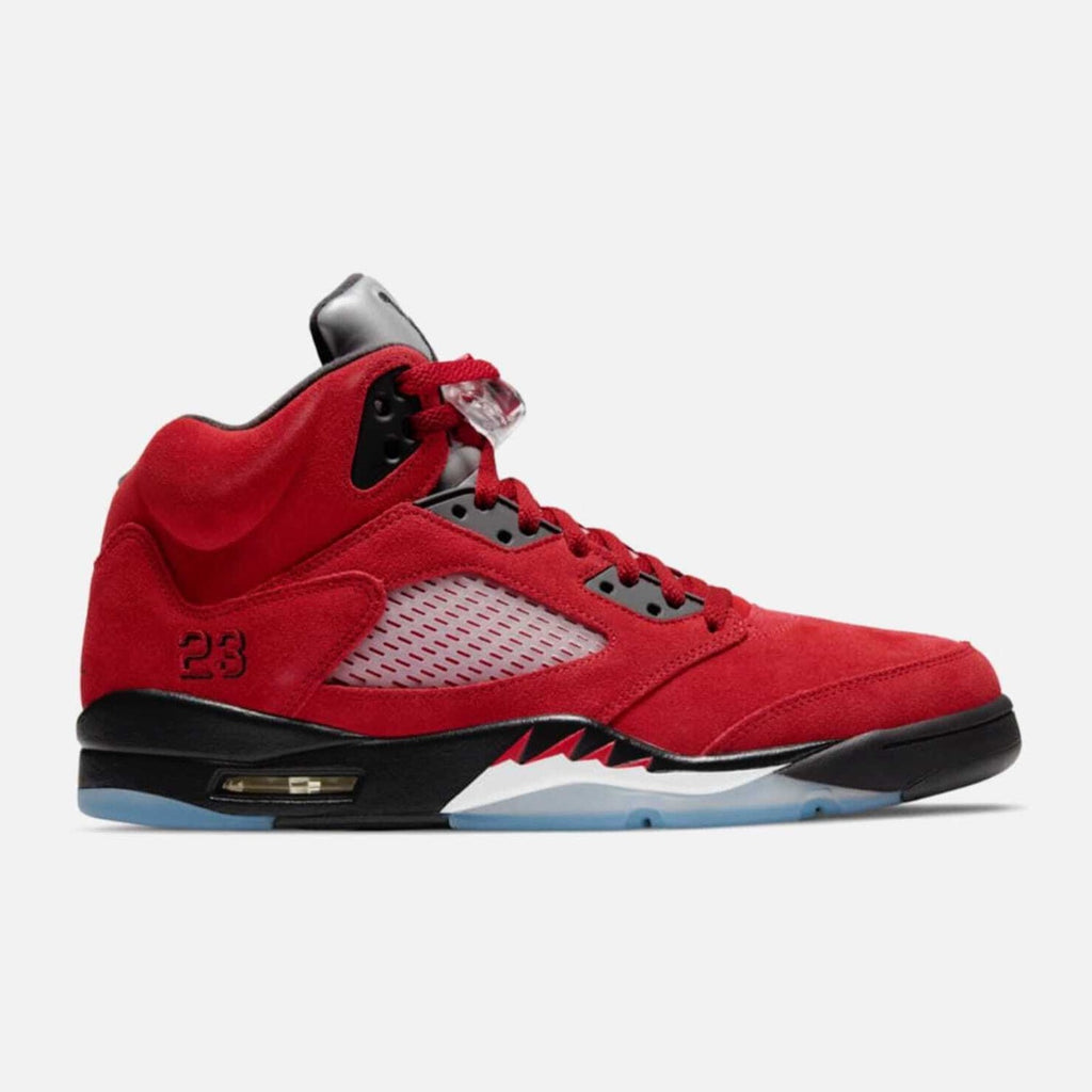 Mens Nike Air Jordan Retro 5 'Raging Bull' 2021 DD0587 600