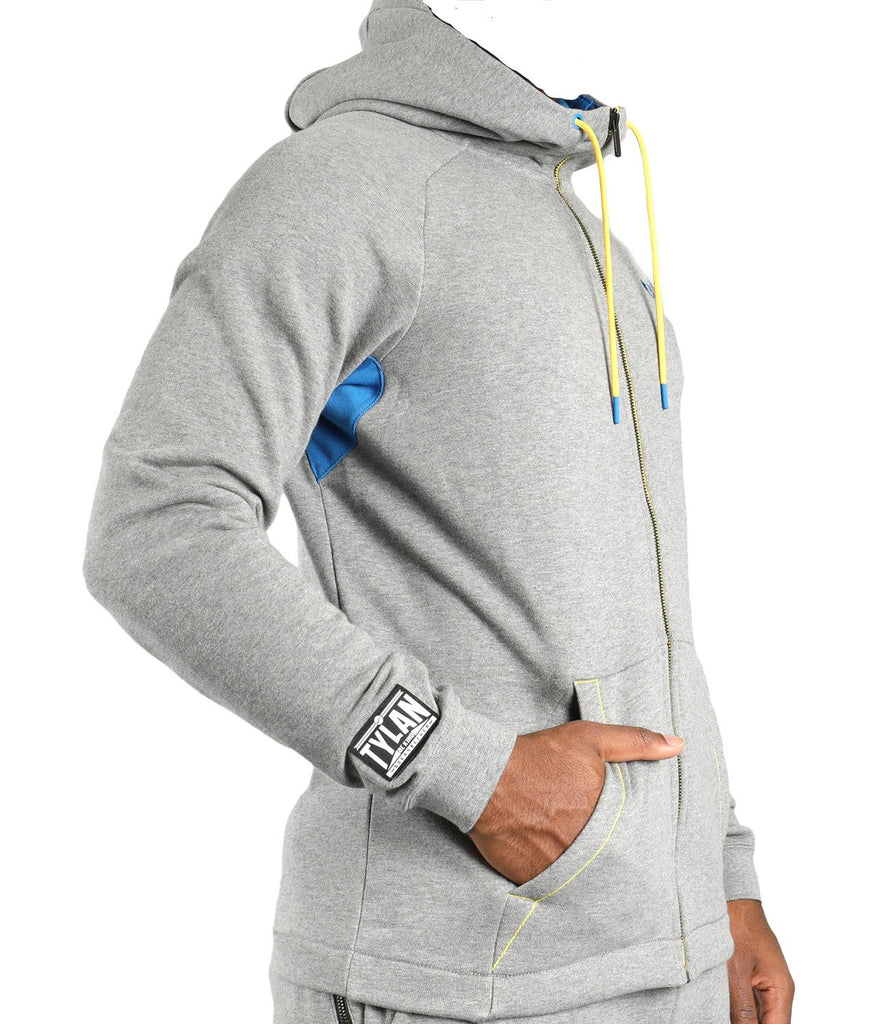 Men's Nike SweatShirt Tylan Hibbard Doernbecher Modern French Terry Hoodie AJ5202 091