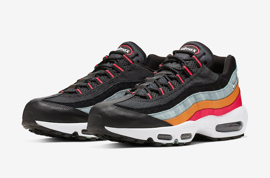 "Men's Nike Air Max 95 Essential ""Ocean Cube"" AT9865 002"
