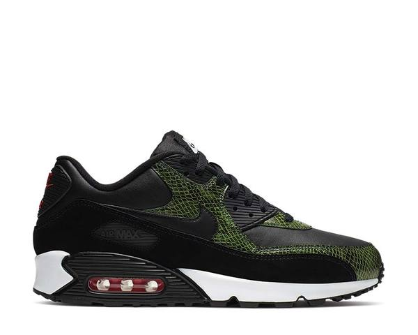 "Men's Nike Air Max 90 ""Green Python"" CD0916 001"