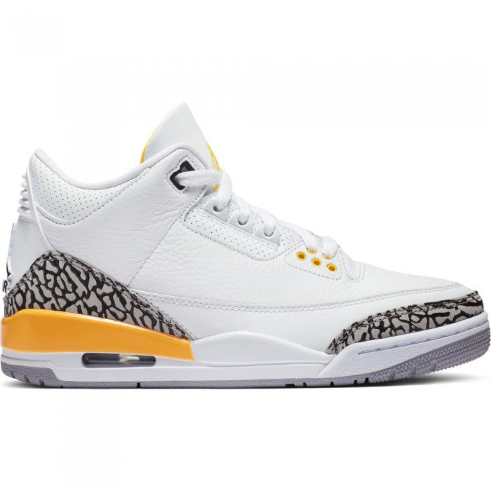 Womens Nike Air Jordan Retro 3 'Laser Orange' CK9246 108