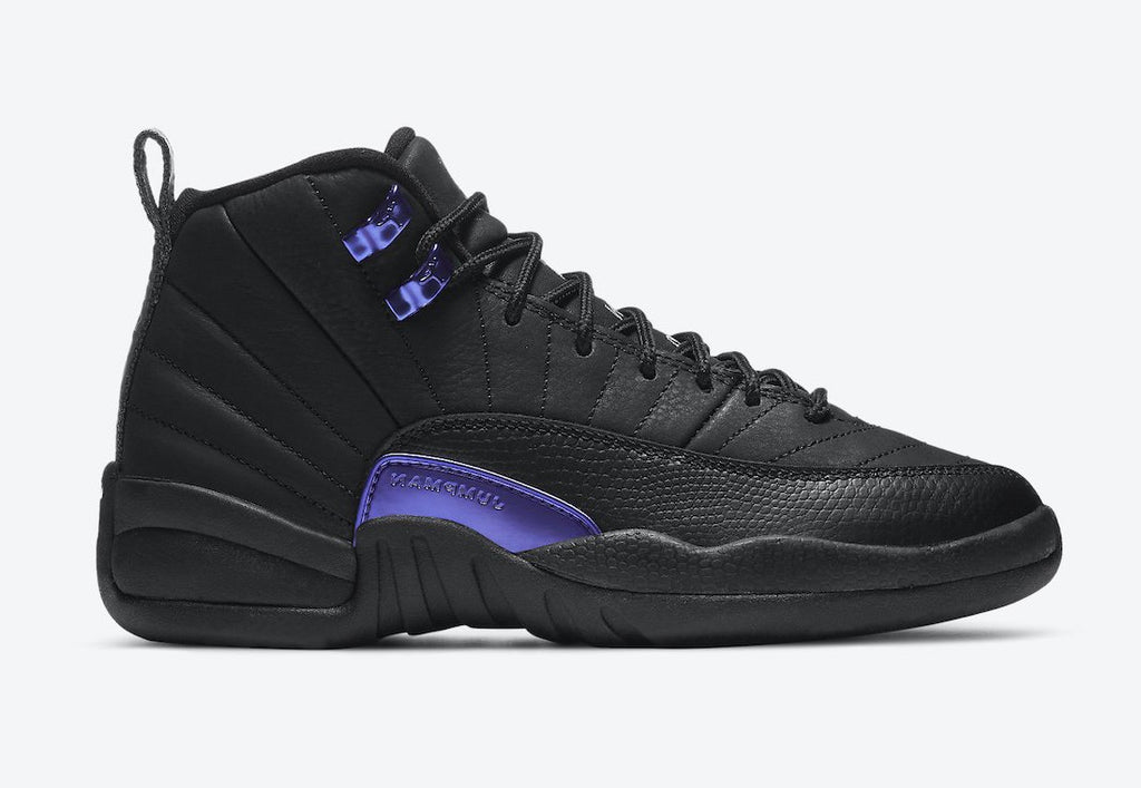 "Pre Order Grade School Youth Size Nike Air Jordan Retro 12 ""Dark Concord"" 10/24/20"