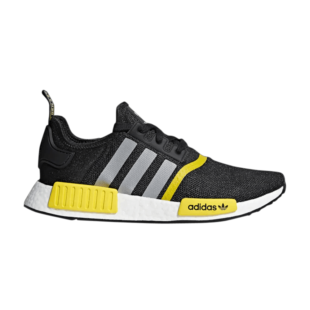 "Grade School Youth Size Adidas NMD_R1 ""Thunder"" EG9730"
