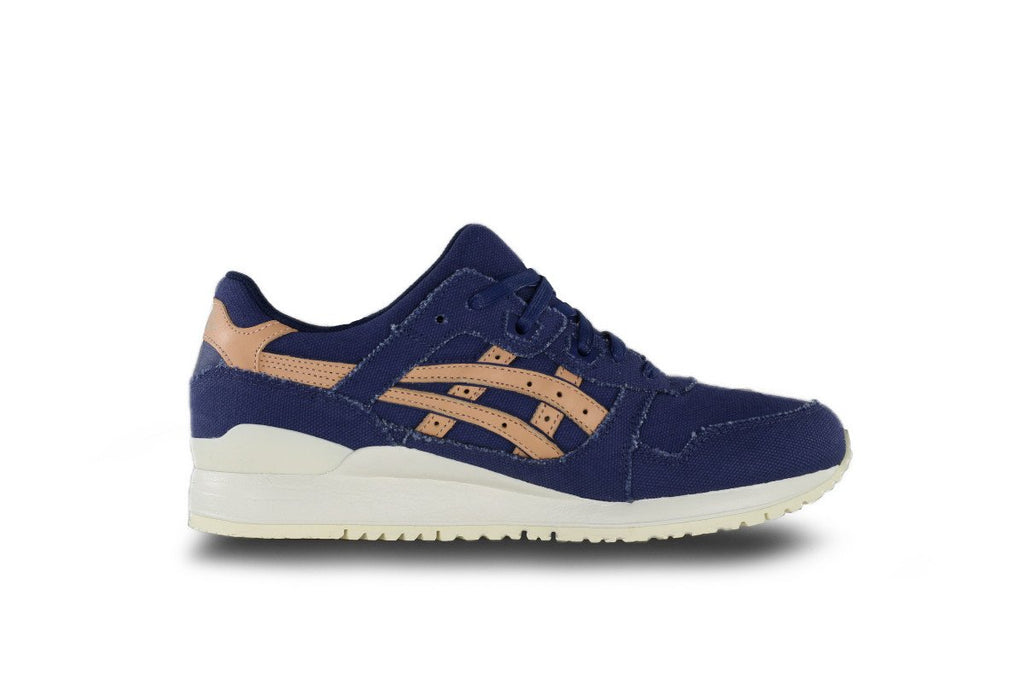 "Men's Asics Gel Lyte III ""Indigo Blue/Tan"" H7E2N 4971"
