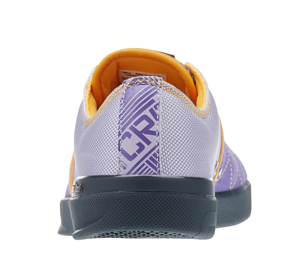 Women's Reebok Cross Fit Low TR Poly Fashion Sneakers M47704 Purple