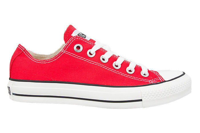 1a430799d2d126 Men s Converse Chuck Taylor All Star Low OX Red White M9696 ...