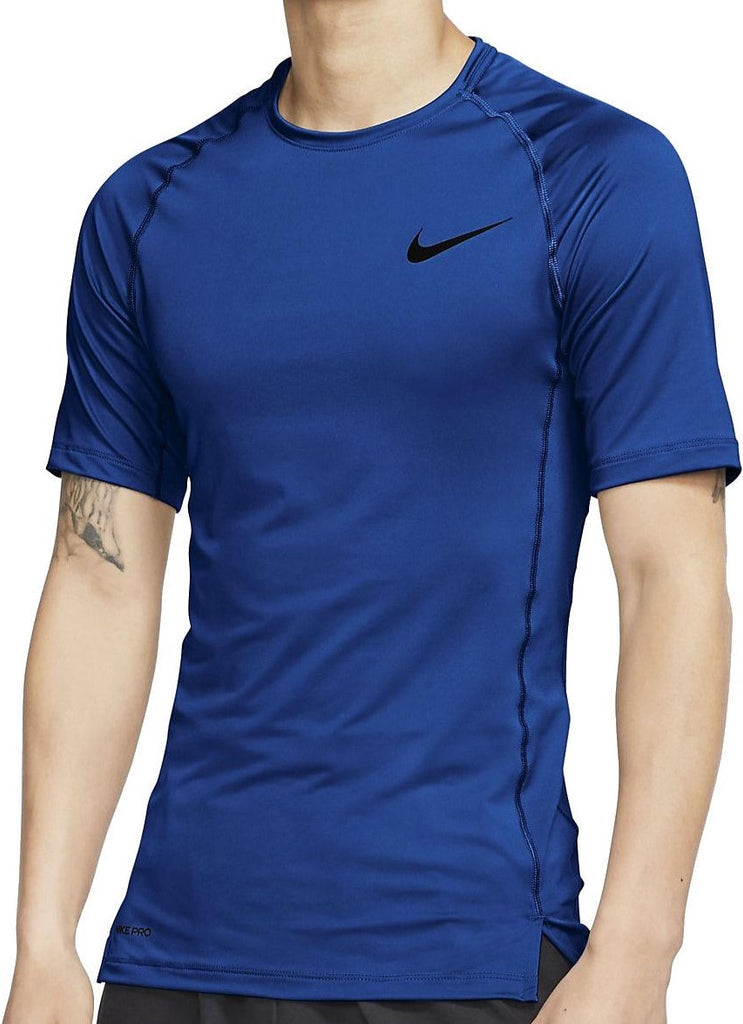 Mens Nike Pro Tight Fit Short-Sleeve T-Shirt BV5631 480