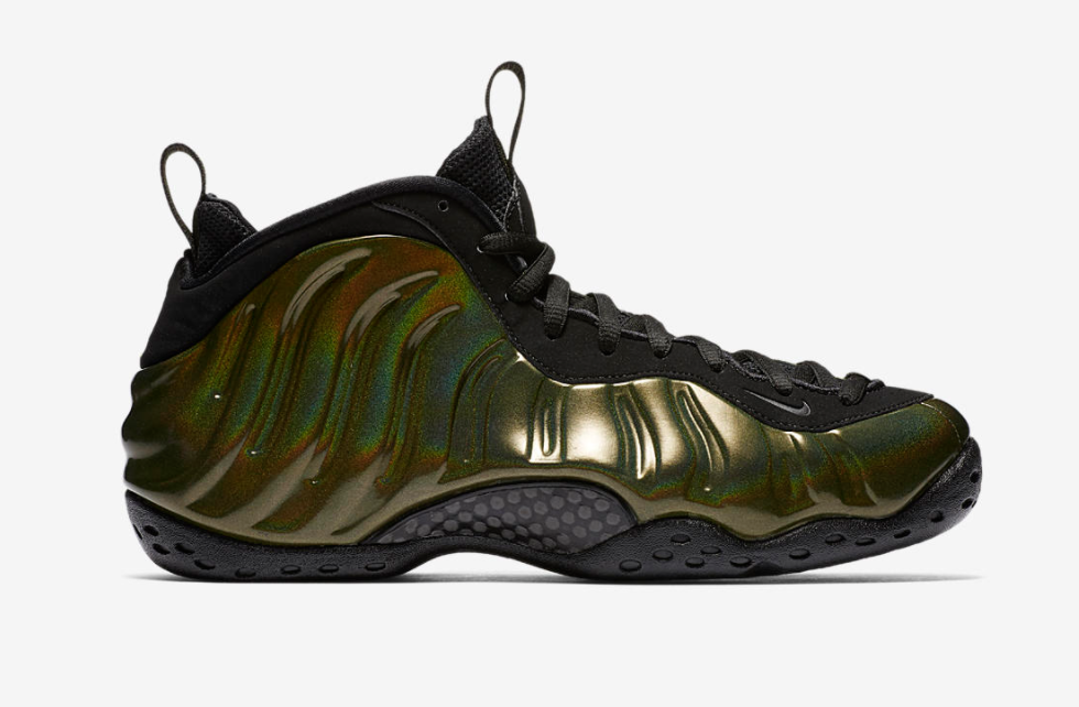 "Men's Nike Air Foamposite One ""Legion Green"" 314996 301"