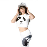 Yin and Yang Panda Leggings