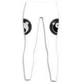 Double Yin and Yang Panda Leggings
