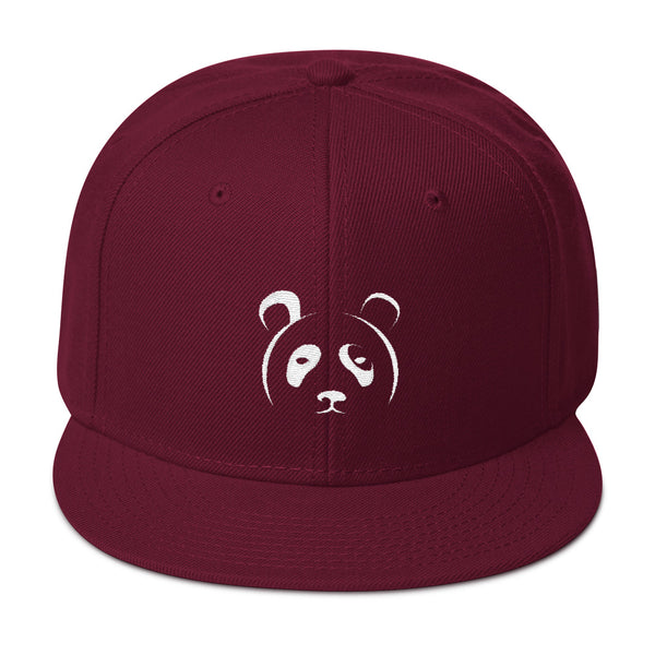 Panda Snapback Hat - The Panda's Friend