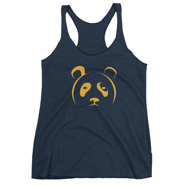 Stay Golden Tank - The Panda's Friend