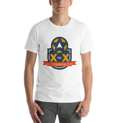 XVSX Sports Logo Short-Sleeve Unisex T-Shirt