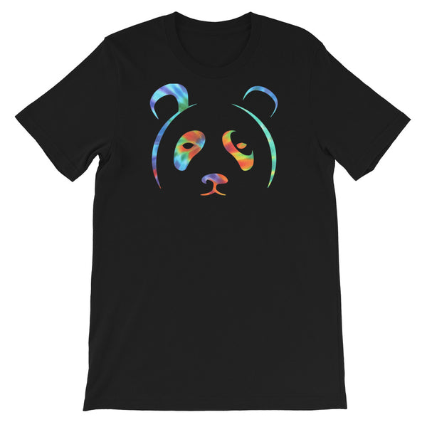 Summer Panda short-Sleeve Unisex T-Shirt
