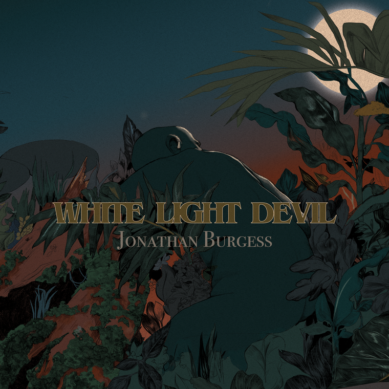 Jonathan Burgess White Light Devil