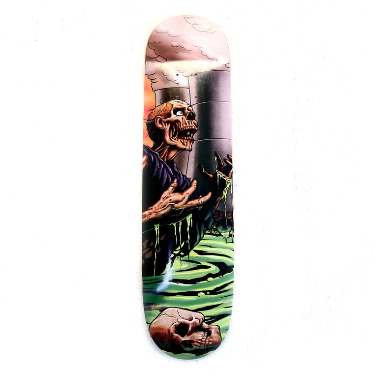 Six 3 Collective Kill Me Now - 8 x 31.78 Skateboard Deck
