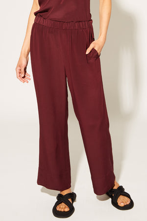Sora Washable Silk Pant