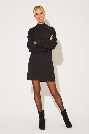 Seine Sweatshirt Dress Thumbnail