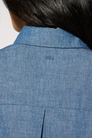 Husband Shirt Chambray Thumbnail