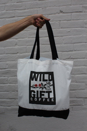 Wild Gift tote bag