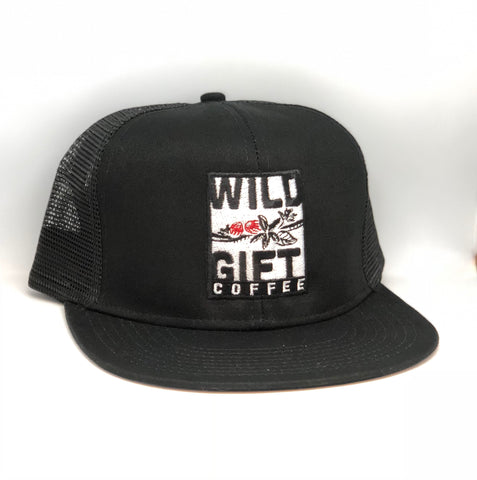 Wild Gift snap back (Black)