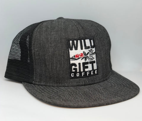 Wild Gift snap back (Grey)