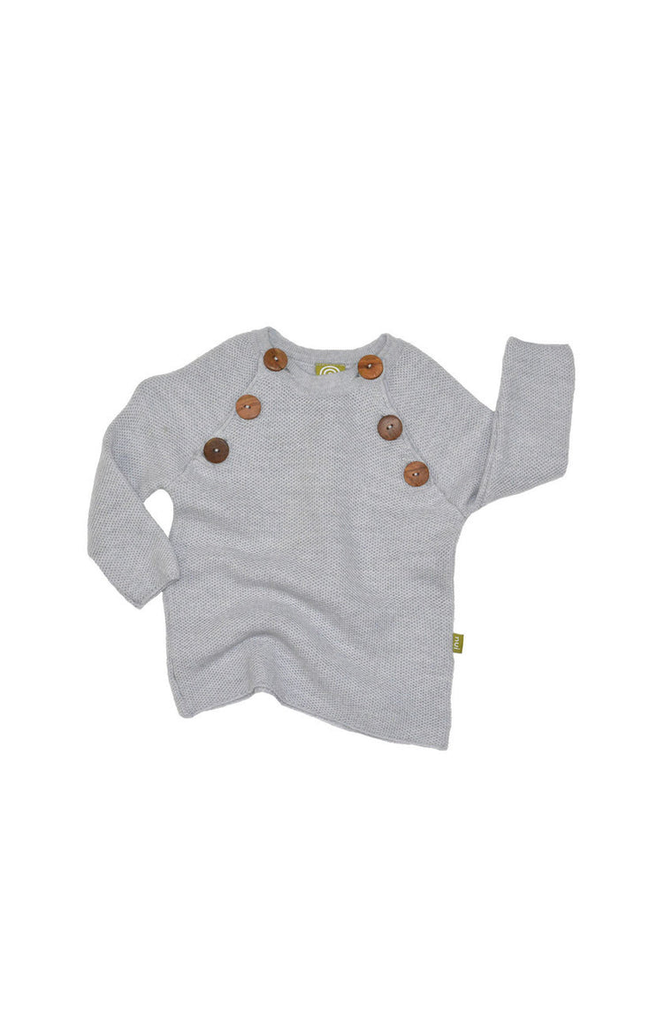 Augustin Sweater Silver